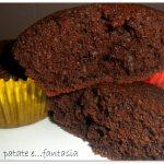 Chiffon muffins al cioccolato