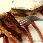 Crostata ricotta cioccolato e pistacchio