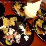 Quiche di zucchine e salmone