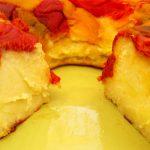Corona di peperoni e patate, un piatto leggero ma goloso.