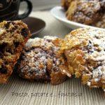 Biscotti orzo e cioccolato