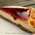 New York Cheesecake, la classica torta americana al formaggio!