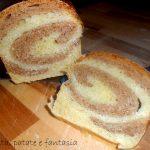 Pan bauletto bicolor