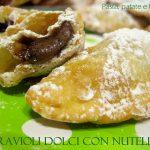 Ravioli & Chiacchiere : ricetta unica