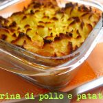 Terrina di pollo e patate