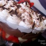 Zuppa inglese fragolosa