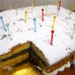 Simil Chiffon cake farcito