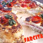 Pizza al filetto farcita