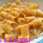 Pasta e fagioli cremosissima