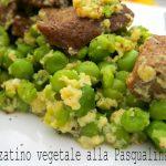 Spezzatino vegetale alla Pasqualina
