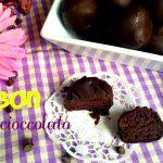 Bon bon gelsi e cioccolato