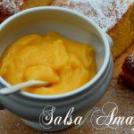 Salsa Amalfi: perfetta per accompagnare frutta e torte