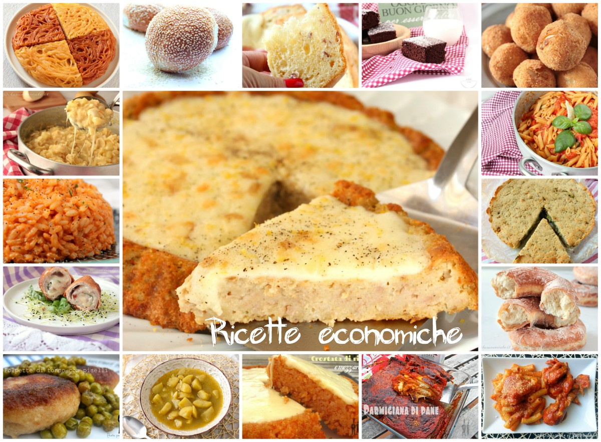 ricette economiche