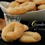 Ciambelline al vino frizzante – Ricetta VEGAN e semplicissima!