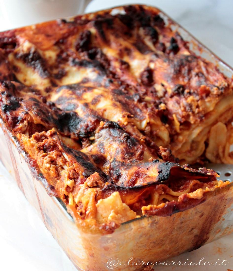lasagne tradizionali