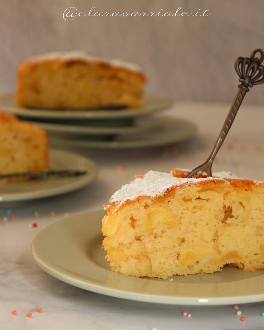 torta di mele golden