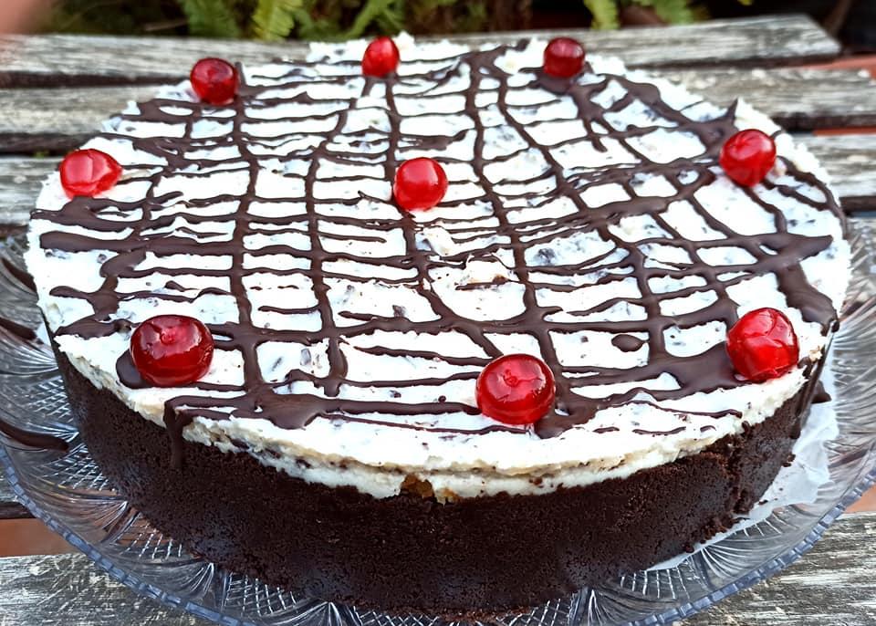 cheesecake con ricotta
